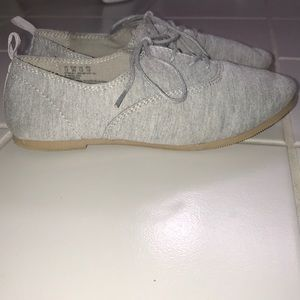 Gap Jersey Oxford Shoes